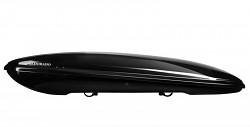 Střešní box NEUMANN ELDORADO černá lesklá 400l
