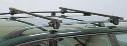 Příčníky Hakr 0010 černá tyč 125cm N