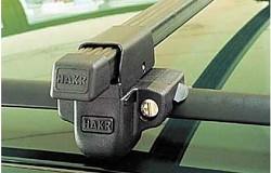 Příčníky Hakr 0011 125cm černá tyč Z