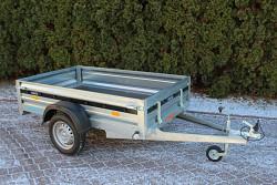 Přívěs martz PREMIUM 205 750kg 2060x1250mm
