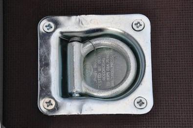 Přívěs Zaslaw 300TH 2000kg 300x150x35 zápustná miska UP01 zápustná SPP