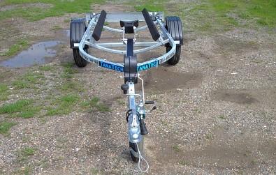 Přívěsný vozík pro vodní skútr