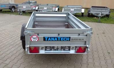 Přívěsný vozík Tanatech