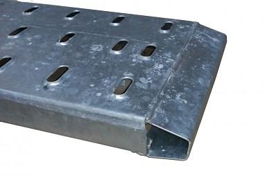 nájezd ocelový zinkováný pro přívěsy a autopřepravníky