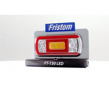 skvělý desing zadního světla Fristom FT130 LED