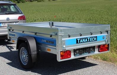 Přívěsný vozík od Tanatechu