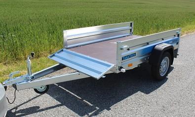 Nebrzděný přívěsný vozík Faro