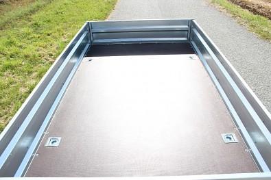 řívěs Faro Magicus 263x150x35 750kg 4x zápustné kotvící oko 800kg