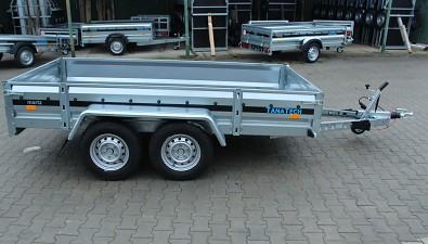 Brzděný přívěs Premium 2000kg od Tanatech