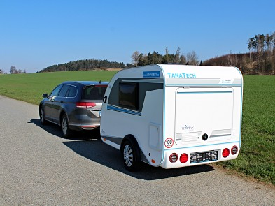 Malý karavan TOMPLAN od TANATECH