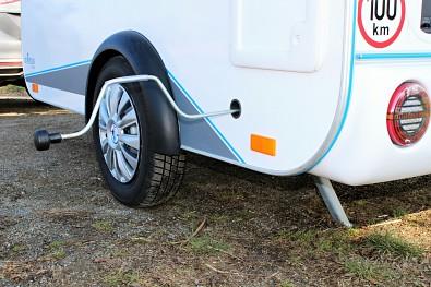 Zadní opěrná noha karavanu TOMPLAN