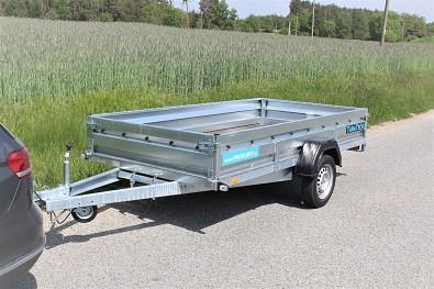 Přívěsný vozík Zaslaw 300SUD od Tanatech