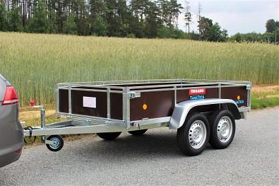 Přívěsný vozík LIDER 2D250 od Tanatech
