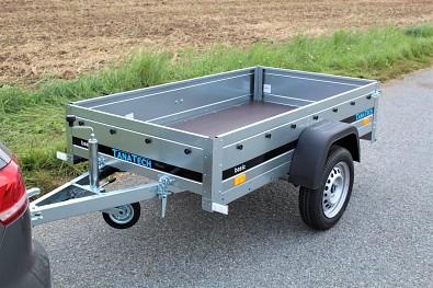Přívěsný vozík MARTZ BASIC 200 KIPP