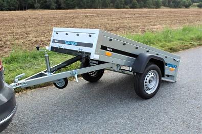 Sklopný přívěsný vozík MARTZ Basic 200 KIPP od Tanatech