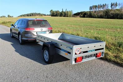 Přívěsný vozík MARTZ Basic 230x125 750kg od Tanatech