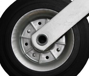 profilovaný disk opěrného kolečka