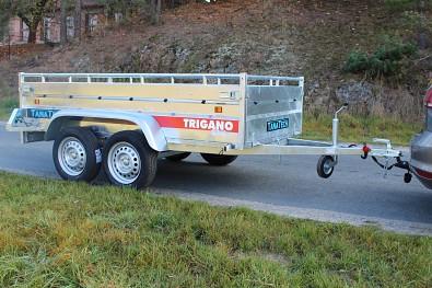 Přívěsný vozík  Lider 2C250 dvounápravový
