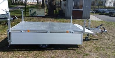 Sklápěč přívěsný vozík Pongratz RK 2300-15