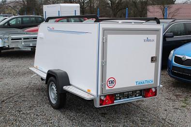 Skříňový přívěs Mini Cargo TF 4 S 2,5m 750kg