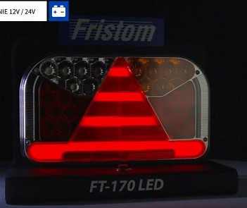 neonové LED obrysové osvětlení pro elegantní osvícení přívěsu