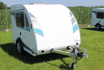 Aerodynamický minikaravan