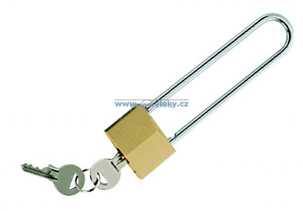 Zámek visací Al-ko pro tažný kloub AK 161 a AK 300 - Náhradní díly - Zámky + zabezpečení přívěsů