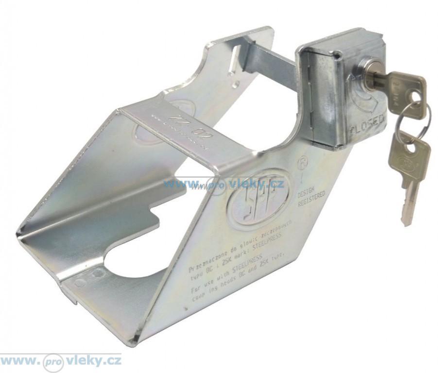 Bezpečnostní kryt ZZ-02 - Náhradní díly - Zámky + zabezpečení přívěsů