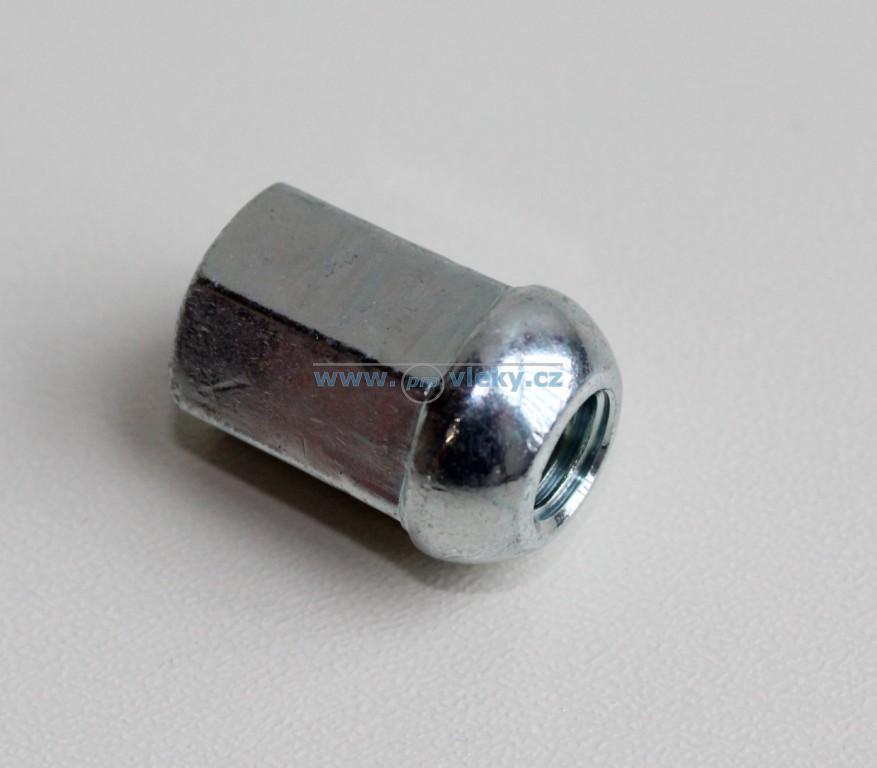 Matice M10x27 kulová pro vahadlo - Náhradní díly - Lanovody
