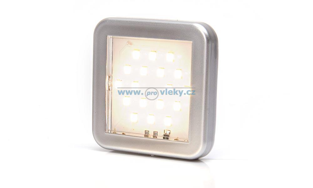 Vnitřní osvětlení LED 12V 989 čiré