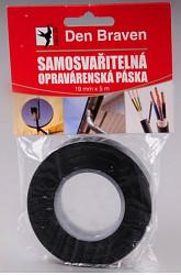 Páska samosvařitelná černá RL 19mm x 5m