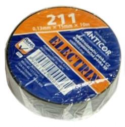 Páska izolačná PVC 15x10 čierna