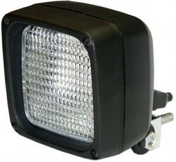 Světlomet pracovní 100x100mm žárovkový 55W