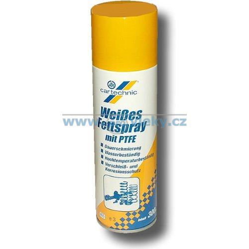 Bílá vazelína ve spreji Cartechnic 300ml