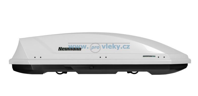 Střešní box NEUMANN Adventure 190 - bílá lesklá 330l