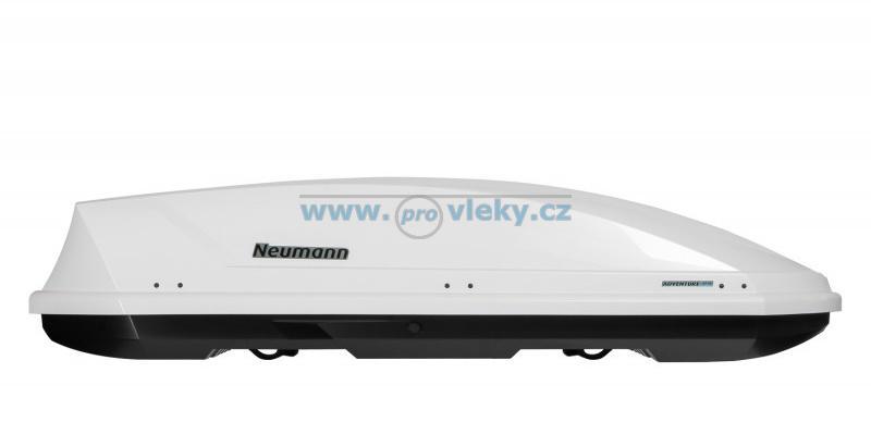 Střešní box NEUMANN Adventure 205 - bílá lesklá 460l