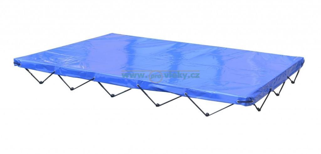 Plachta krycí pro přívěs AGADOS modrá 2090x1130mm