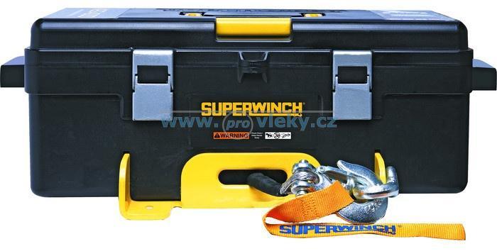 Elektrický naviják Superwinch Winch 2 Go 12V