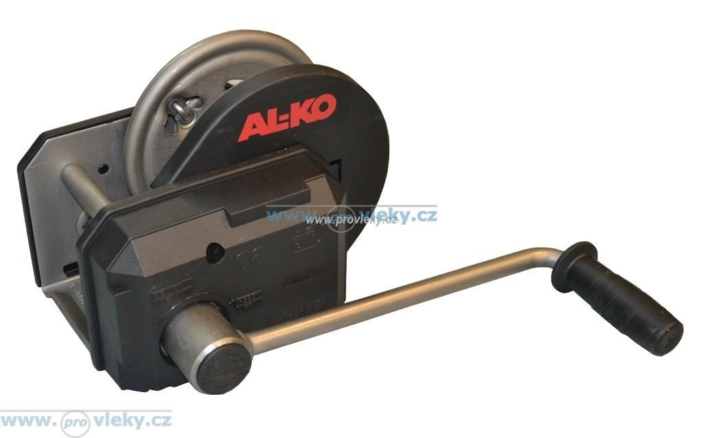 Ruční naviják AL-KO 901 OPTIMA, brzděný, bez lana, 900kg