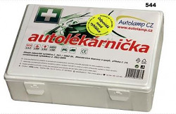 Erste-Hilfe-Ausrüstung PVC-Bezug AGBA