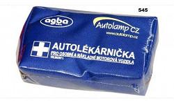 Lékárnička do auta textilní brašna AGBA