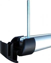 T adaptéry UNI pre zvyšovacie podložky 6x80mm
