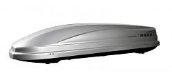 Střešní box Hakr Magic Line 320 šedý lesk ABS