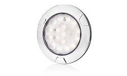 Zadní couvací svítilna LED WAS 1083 kulatá