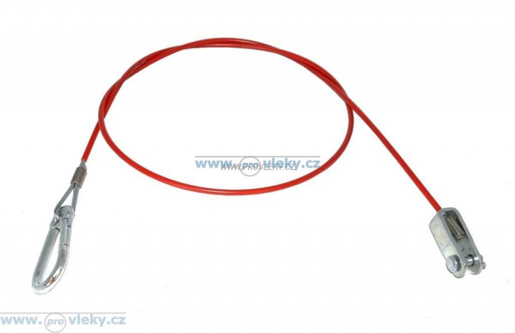 Lanko odtrhové Knott - délka 1200mm - Náhradní díly - odtrhové lanka