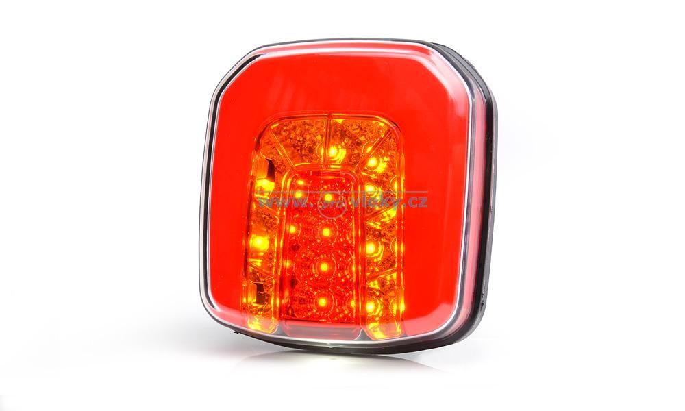 Zadní svitilna WAS 1088 LED