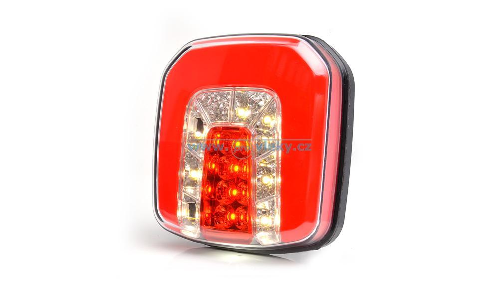 Zadní svitilna WAS 1090 LED