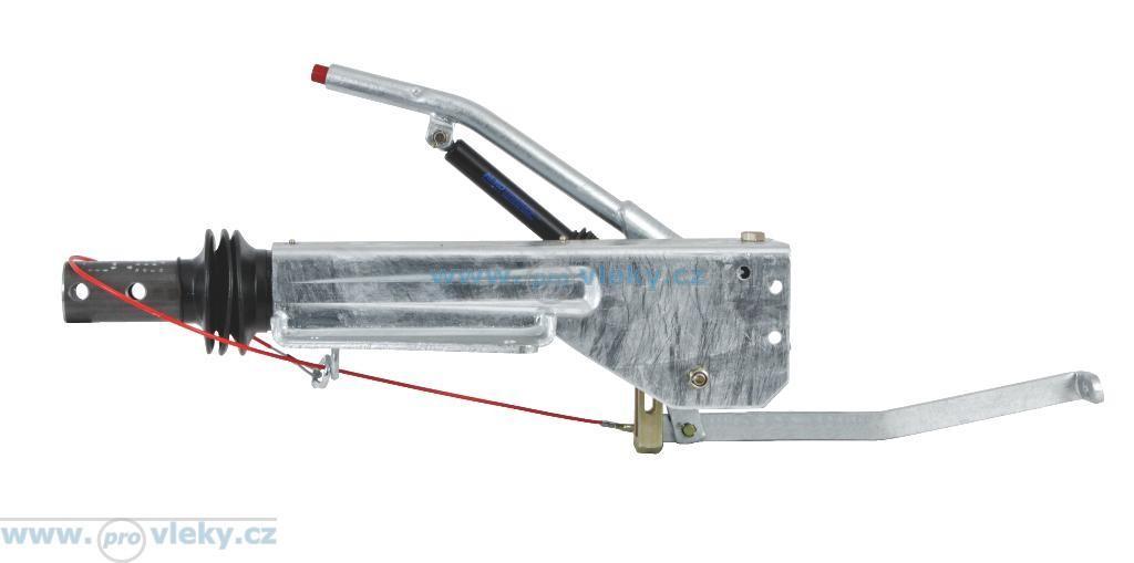 Nájezdová brzda AL-KO 2,8 VB1/-C bez oka - Náhradní díly - Nájezdové brzdy komplet