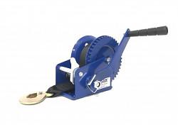 Naviják ruční BST 1200 LBS/ 540 kg s popruhem