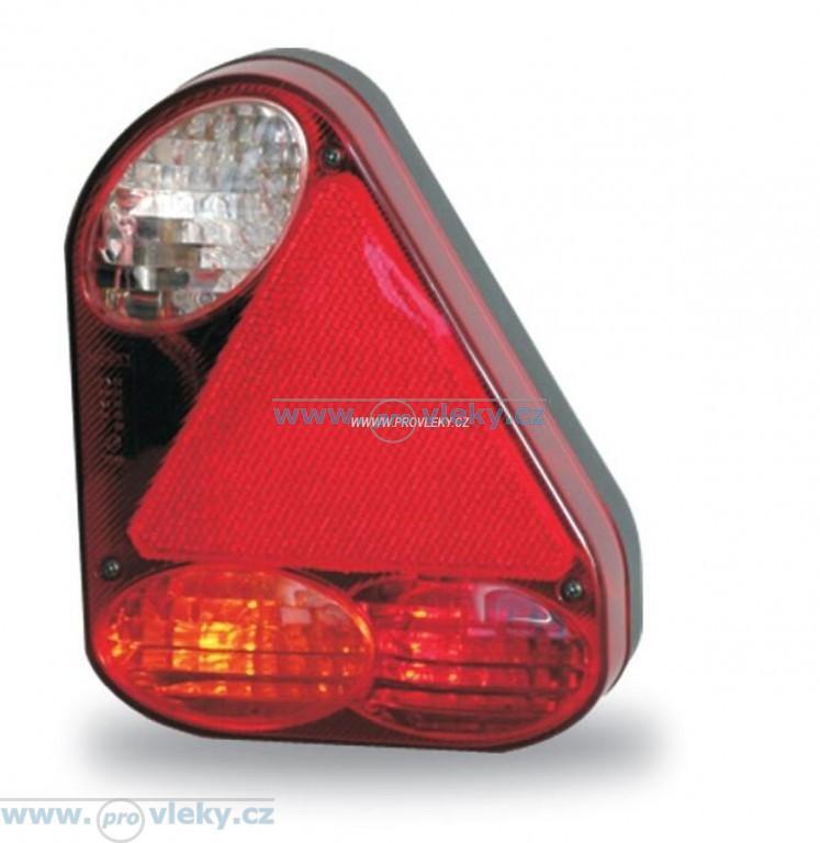Svítilna zadní JBO pravá - Náhradní díly - Zadní světla sdružená